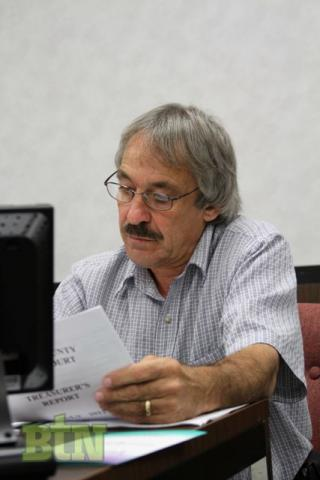 First District Magistrate Stevie Givens (file photo)